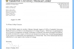 Vanderbilt University Medical Center